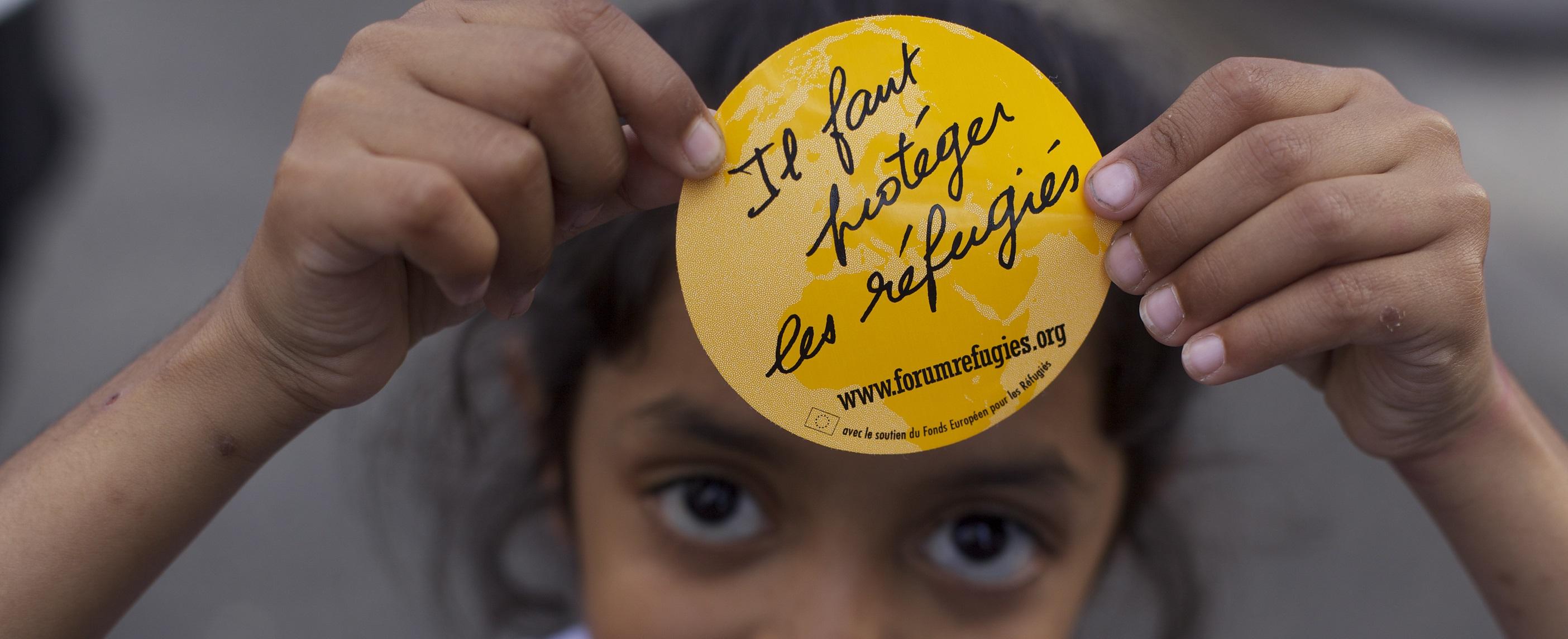 Ensemble pour continuer d'agir pour les réfugiés